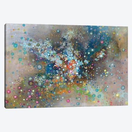 Andromeda Canvas Print #NAI275} by Danhui Nai Art Print