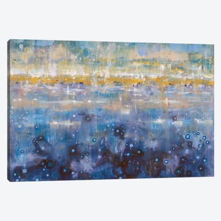 Horizon Canvas Print #NAI284} by Danhui Nai Canvas Wall Art