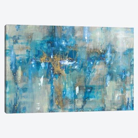 Lapis Lazuli Canvas Print #NAI285} by Danhui Nai Canvas Art