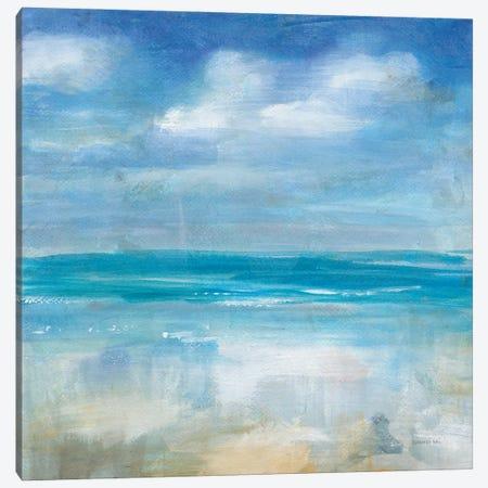 Across The Sea Canvas Print #NAI300} by Danhui Nai Canvas Artwork