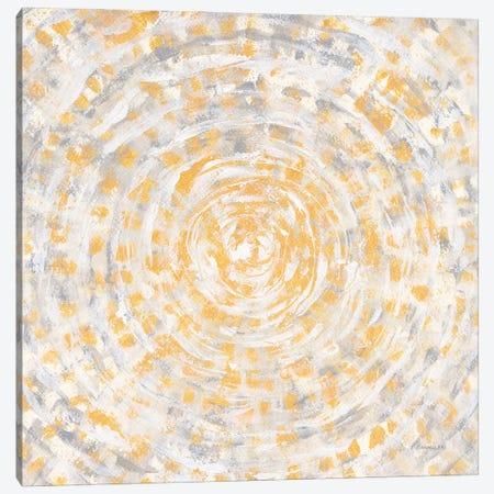 Ancient Calendar Canvas Print #NAI301} by Danhui Nai Canvas Art