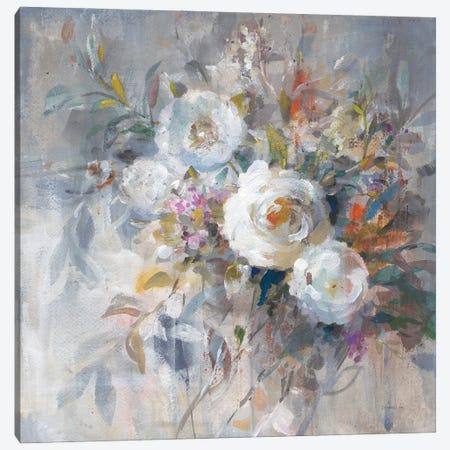 Autumn In Bloom Canvas Print #NAI302} by Danhui Nai Canvas Artwork