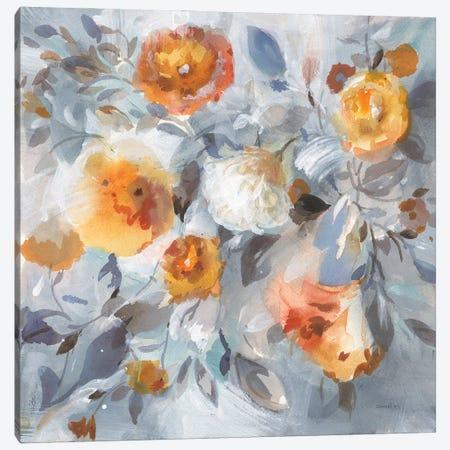 Floral Uplift Canvas Print #NAI304} by Danhui Nai Canvas Print