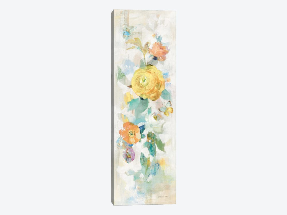Natural Blooming Splendor III by Danhui Nai 1-piece Canvas Art Print