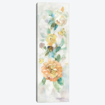 Natural Blooming Splendor IV Canvas Print #NAI311} by Danhui Nai Art Print