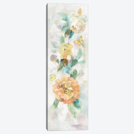 Natural Blooming Splendor IV Canvas Print #NAI311} by Danhui Nai Art Print