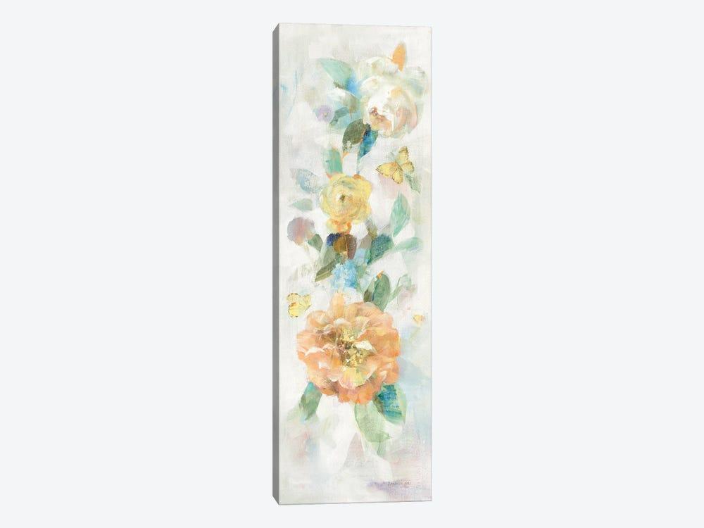 Natural Blooming Splendor IV by Danhui Nai 1-piece Canvas Artwork