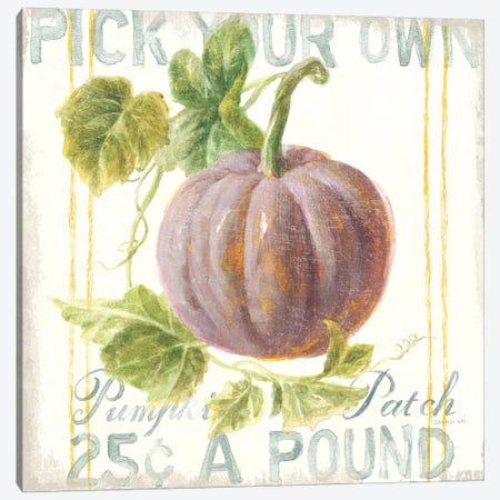 Floursack Autumn VII Canvas Print #NAI39} by Danhui Nai Canvas Print