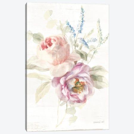 Cottage Garden V Canvas Print #NAI50} by Danhui Nai Canvas Print