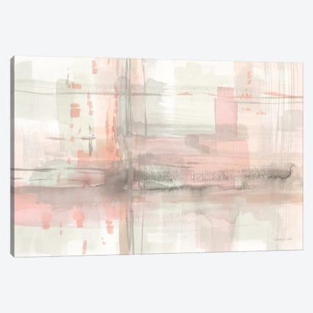 Intersect I Canvas Print #NAI54} by Danhui Nai Canvas Art