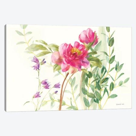 Flourish I Canvas Print #NAI65} by Danhui Nai Canvas Art Print