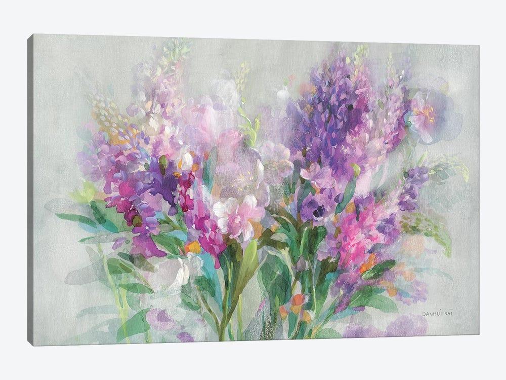 Garden Abundance by Danhui Nai 1-piece Canvas Art