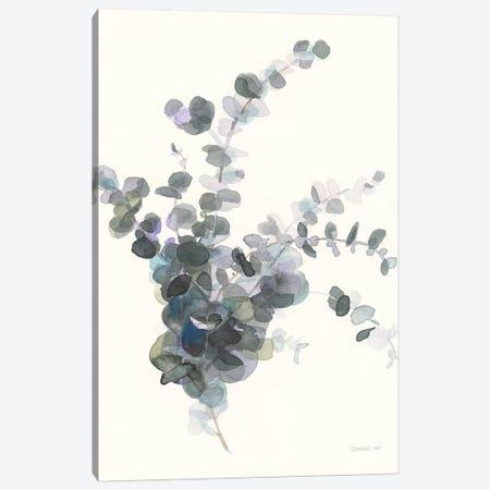 Scented Sprig II Canvas Print #NAI6} by Danhui Nai Art Print