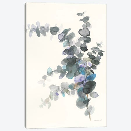 Scented Sprig III Canvas Print #NAI7} by Danhui Nai Canvas Art Print