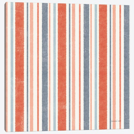 Floursack Nautical Pattern IIA Canvas Print #NAI88} by Danhui Nai Canvas Art