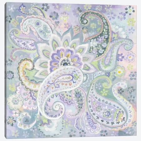 Paisley Dream Canvas Print #NAI99} by Danhui Nai Canvas Art Print