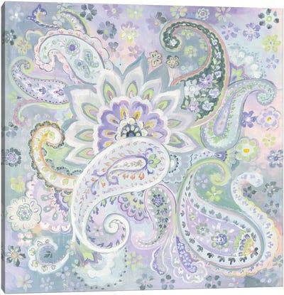 Paisley Dream Canvas Art Print