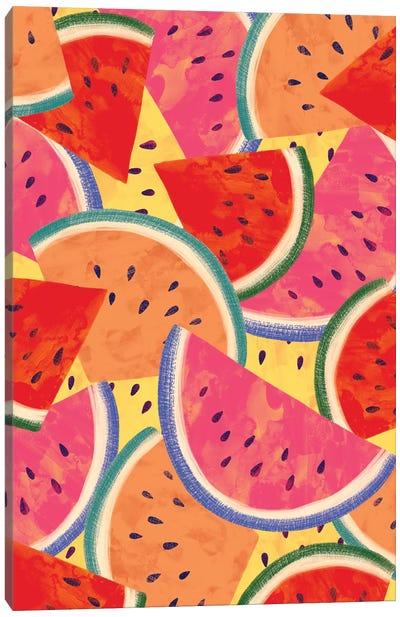 Summer Fun In The Sun IV Canvas Art Print