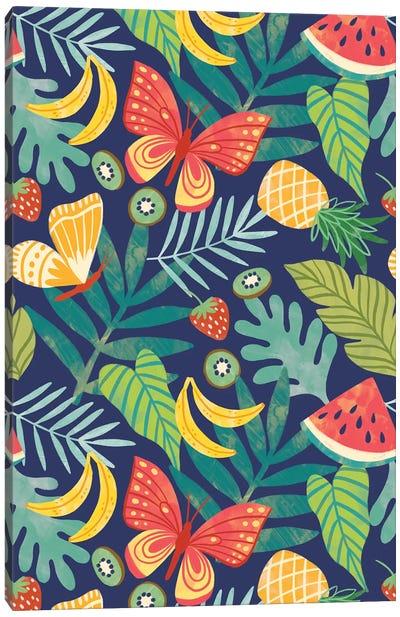 Summer Fun In The Sun VI Canvas Art Print