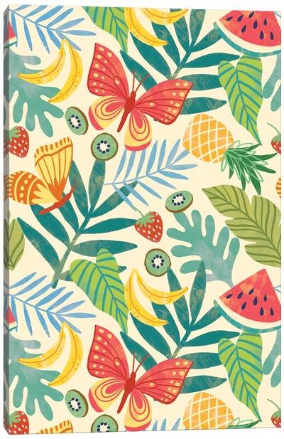 Summer Fun In The Sun VII Canvas Art Print