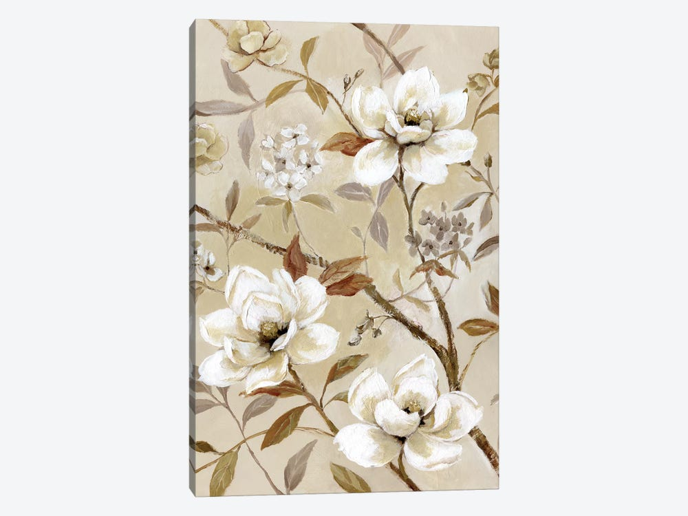 Chinoiserie by Nan 1-piece Canvas Wall Art