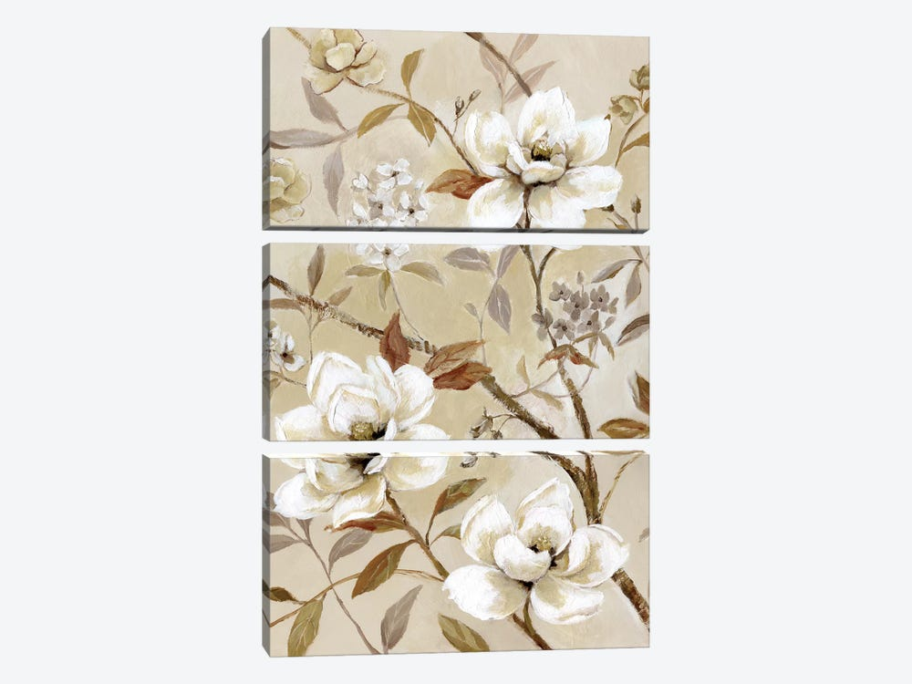 Chinoiserie by Nan 3-piece Canvas Wall Art