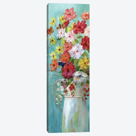 Country Bouquet I Canvas Print #NAN105} by Nan Canvas Wall Art