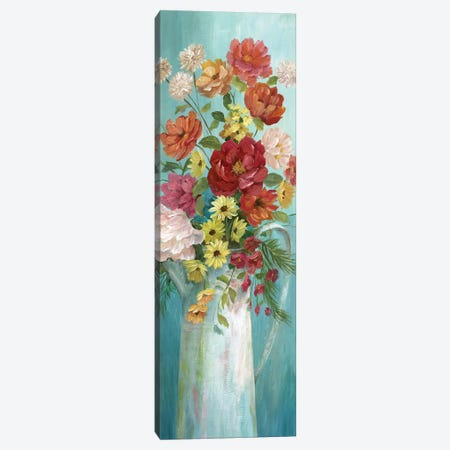 Country Bouquet II Canvas Print #NAN106} by Nan Canvas Artwork