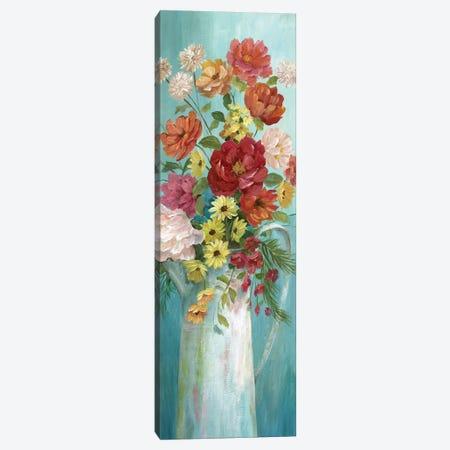 Country Bouquet II Canvas Print #NAN106} by Nan Canvas Artwork