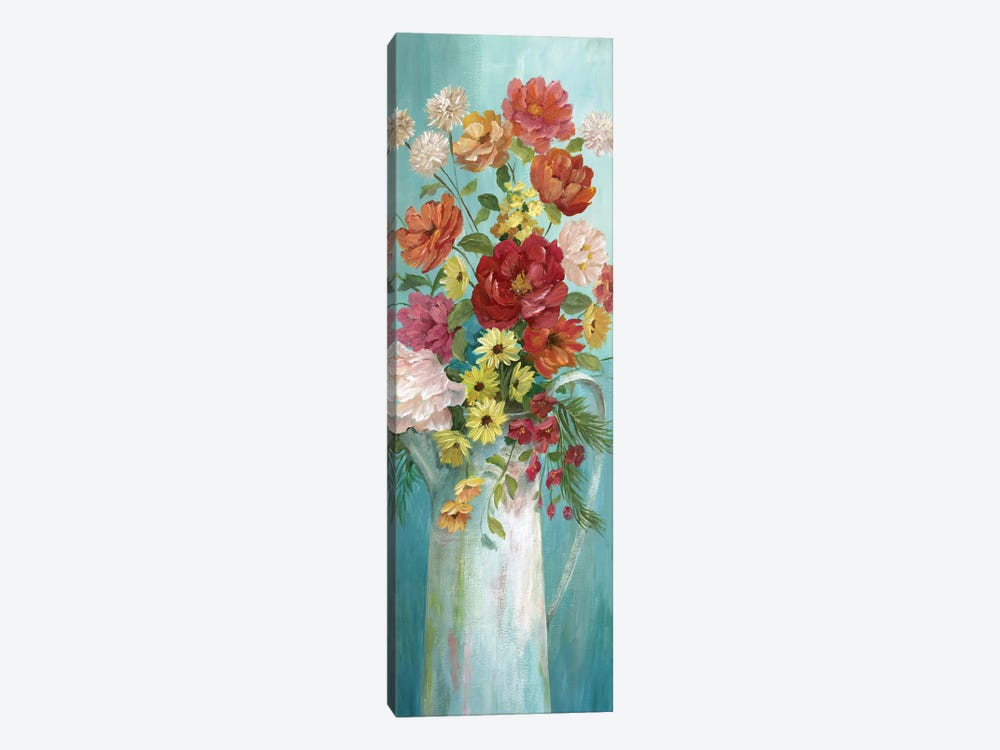 Country Bouquet II by Nan 1-piece Canvas Art Print