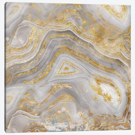 Agate Allure II Canvas Print #NAN10} by Nan Canvas Wall Art