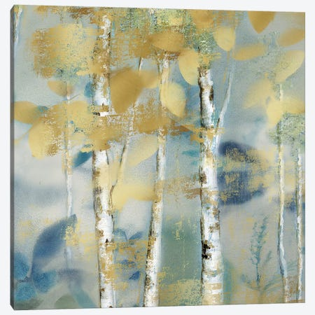 Gilded Forest Detail I Canvas Print #NAN112} by Nan Canvas Art