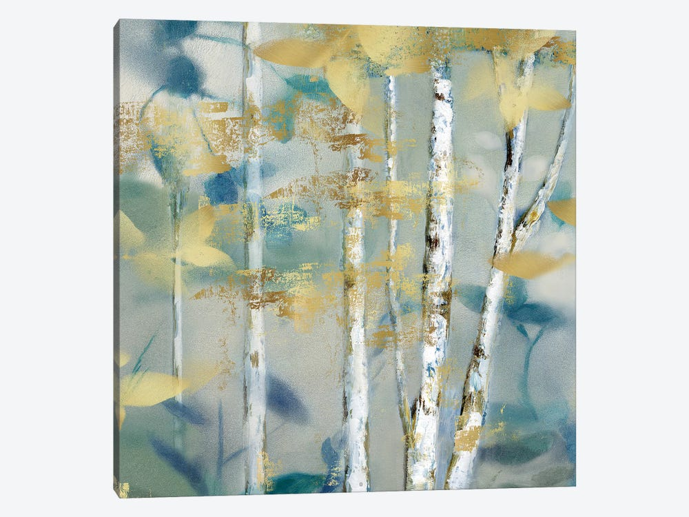 Gilded Forest Detail II by Nan 1-piece Canvas Print