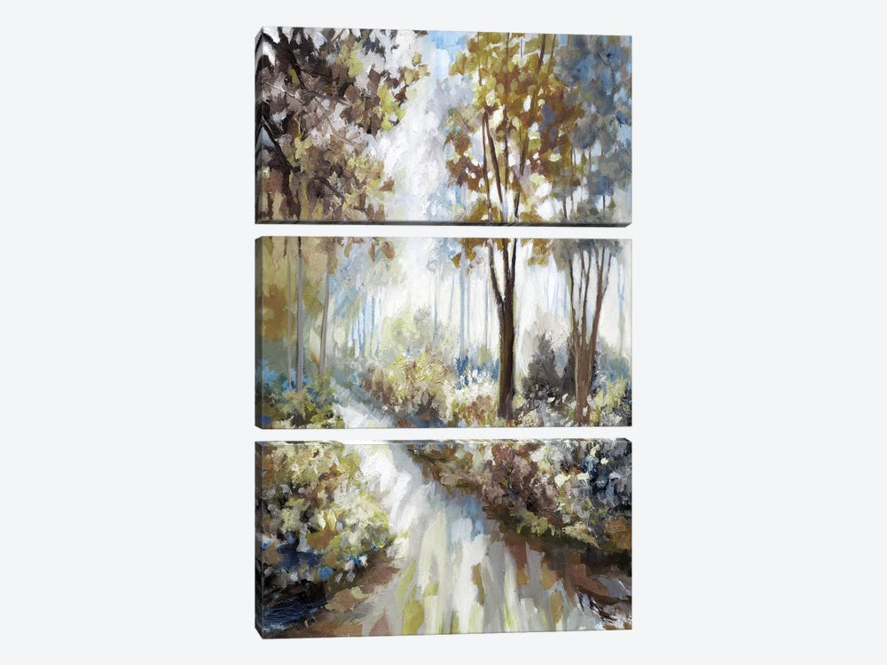 Glenwoods by Nan 3-piece Canvas Artwork
