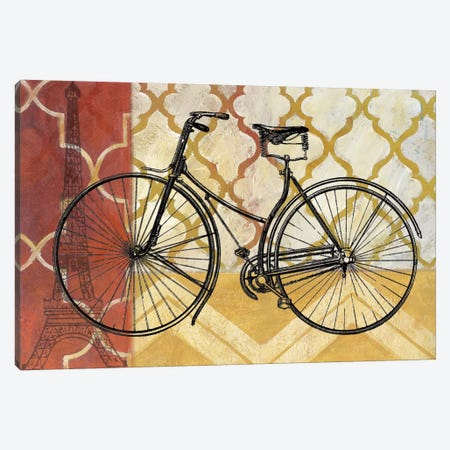 Cyclisme III Canvas Print #NAN11} by Nan Canvas Art