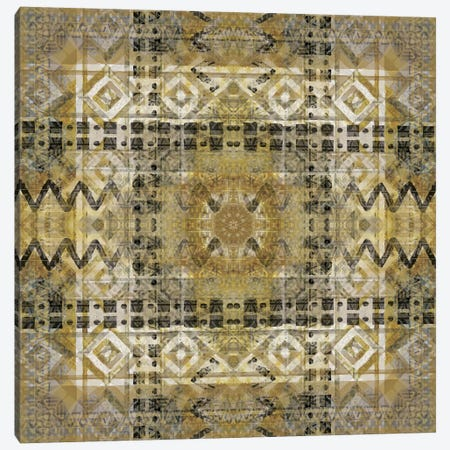 Kaleidoscope Tribal Canvas Print #NAN123} by Nan Canvas Print