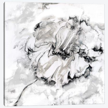 Marble Flower I Canvas Print #NAN126} by Nan Canvas Artwork