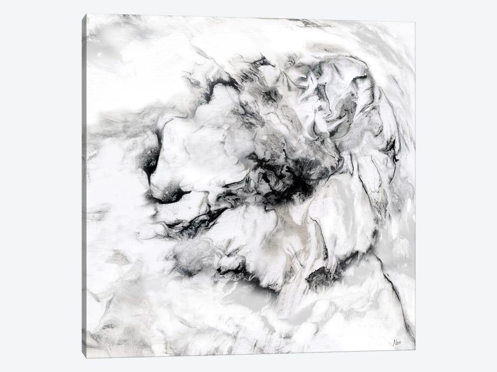 Marble Flower II by Nan 1-piece Canvas Artwork