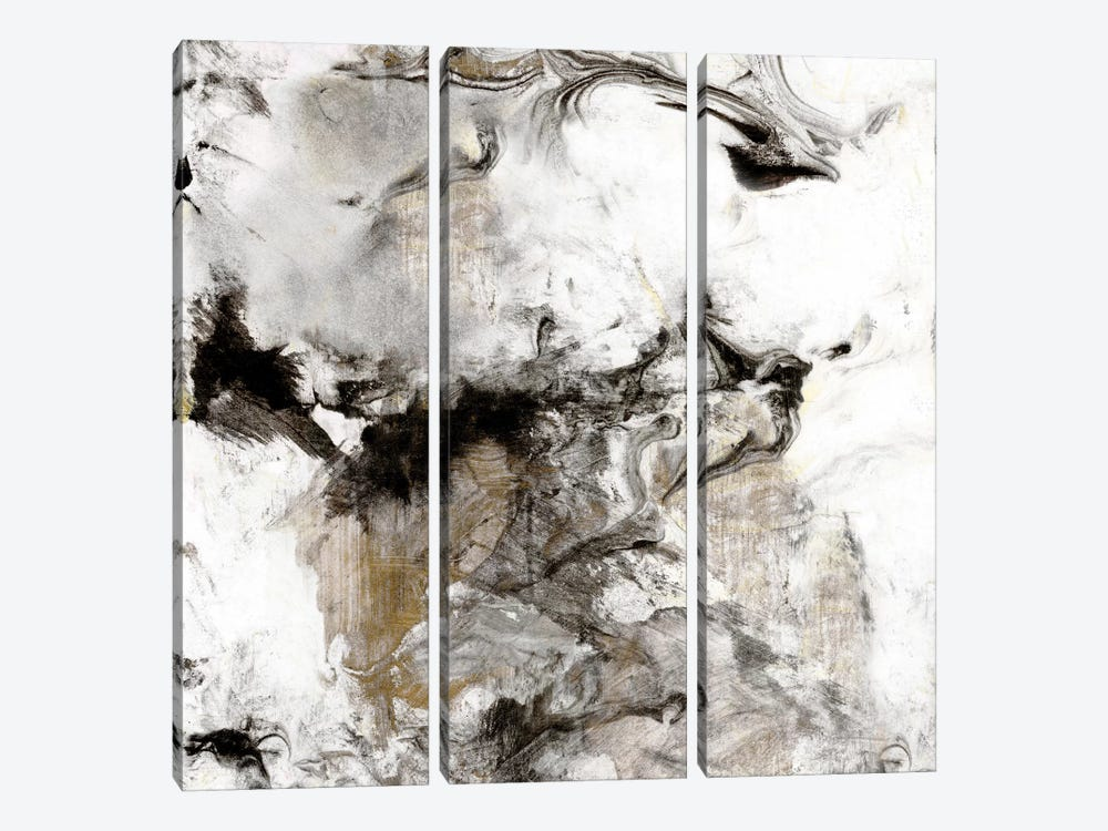 Marble Onyx II by Nan 3-piece Canvas Art