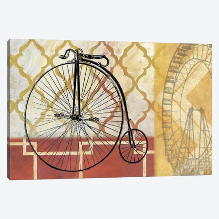 Cyclisme IV Canvas Print #NAN12} by Nan Canvas Artwork