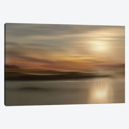 Mystic Lake Canvas Print #NAN132} by Nan Canvas Art