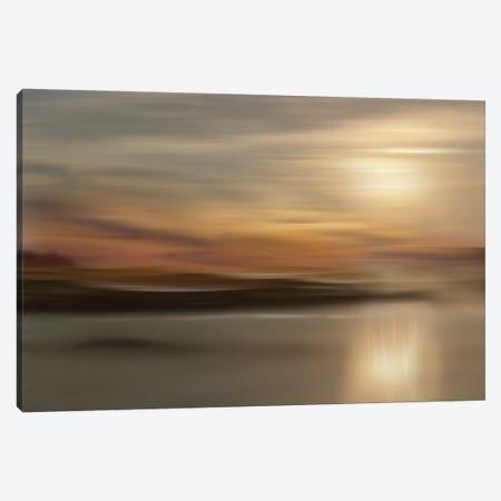 Mystic Lake Canvas Print #NAN132} by Nan Canvas Art