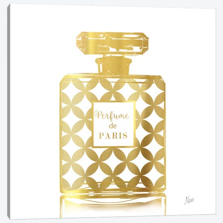 Perfume de Paris I Canvas Print #NAN137} by Nan Art Print