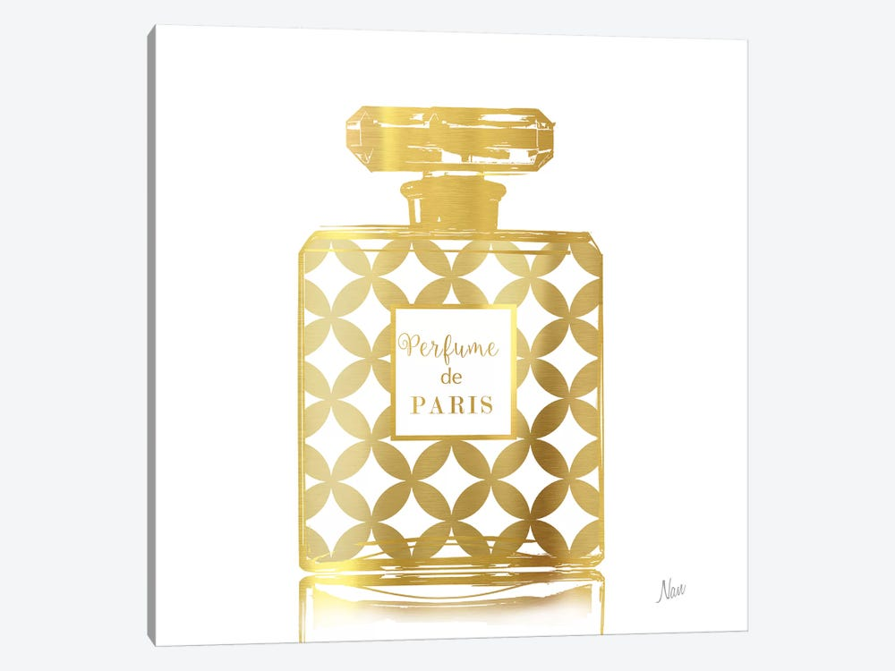 Perfume de Paris I by Nan 1-piece Canvas Print