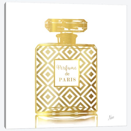 Perfume de Paris II Canvas Print #NAN138} by Nan Canvas Artwork