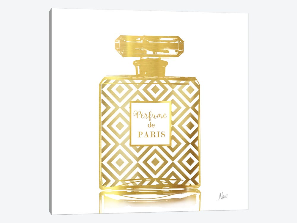 Perfume de Paris II by Nan 1-piece Canvas Artwork