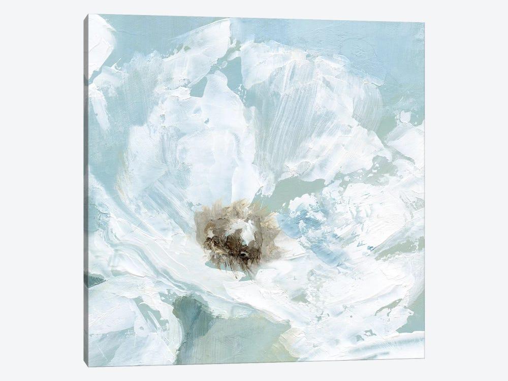 Single Poppy I by Nan 1-piece Canvas Artwork