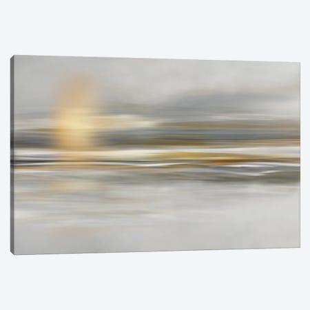 Soft Sea Canvas Print #NAN148} by Nan Art Print