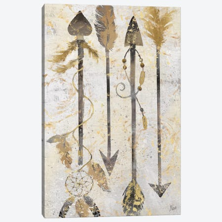 Tribal Arrows Canvas Print #NAN14} by Nan Canvas Art Print