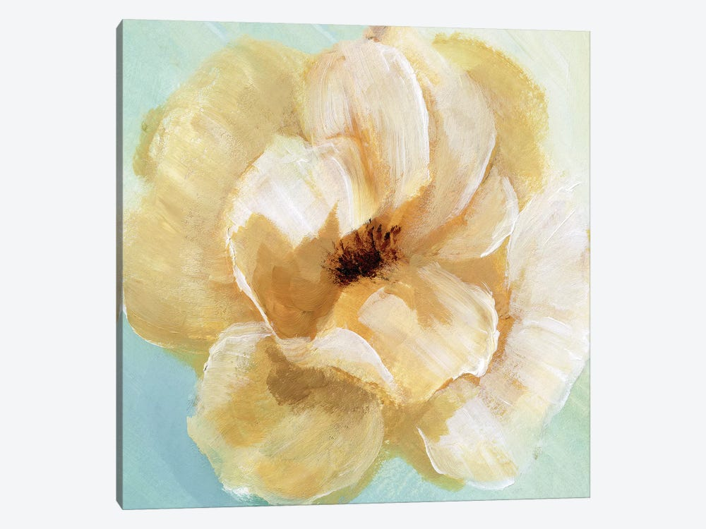 Soft Sunday II by Nan 1-piece Canvas Artwork